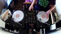 DJ P NUTS | GRAMATIK SCRATCH ROUTINE | DMC ONLINE DJ CHAMPIONSHIPS new ROUND 1