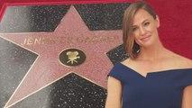 Jennifer Garner ya tiene su estrella en el Paseo de la Fama
