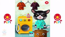 Toilet Training Pepi Bath - Kids Learn How to Use Toilet and Bath - Fun Children Game