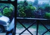 Typhoon Soulik Lashes Japanese Island of Kikaijima