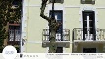 A louer - Appartement - Biarritz (64200) - 1 pièce - 31m²
