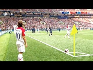 10 Jogadas Que Provam Que Luka Modric Pode Ser o Melhor Do Mundo