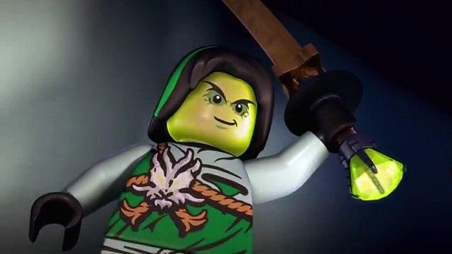 Story of Morro – LEGO NINJAGO – Villain Throwback (40s)