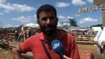 Ümraniye'deki kurban pazarında büyükbaş hayvan satışı tükendi
