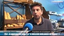 """Télé : ce Marseillais sera-t-il """"le meilleur boulanger de France"""" ?"""