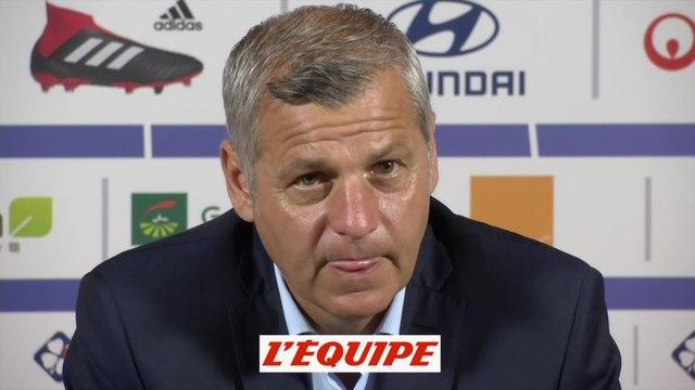 Lyon avec Denayer, Fekir et Lopes contre Strasbourg - Foot - L1 - OL