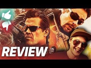 SICARIO 2   Kritik & Review   Josh Brolin,  Benicio Del Toro 2018
