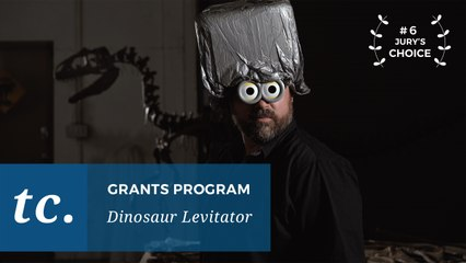 Ry Williams Levitates Dinosaurs