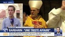 Pédophilie dans l'Église: un prêtre lance une pétition exigeant la démission du cardinal Barbarin