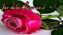 Eine Rose für dich Möchte dir eine kleine Freude machenLiebe #Grüße von mir