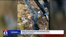 Hunter Attacked by Mountain Lion Recorded Video for Family in Case He Didn`t Make It