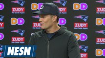 Brady compares Friday night vs. Panthers to regular season game