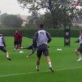 Aubameyang Pierre-Emerick and Henrikh Mkhitaryan Chelsea Football Club in the Premier League