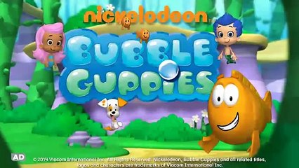 Nickelodeon Bubble Guppies Learning Game LeapTV Video Game | LeapFrog