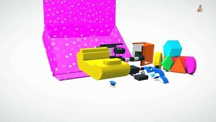 Toy Box Forklift