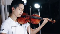 Dont Let Me Down The Chainsmokers Violin Cover by Daniel Jang