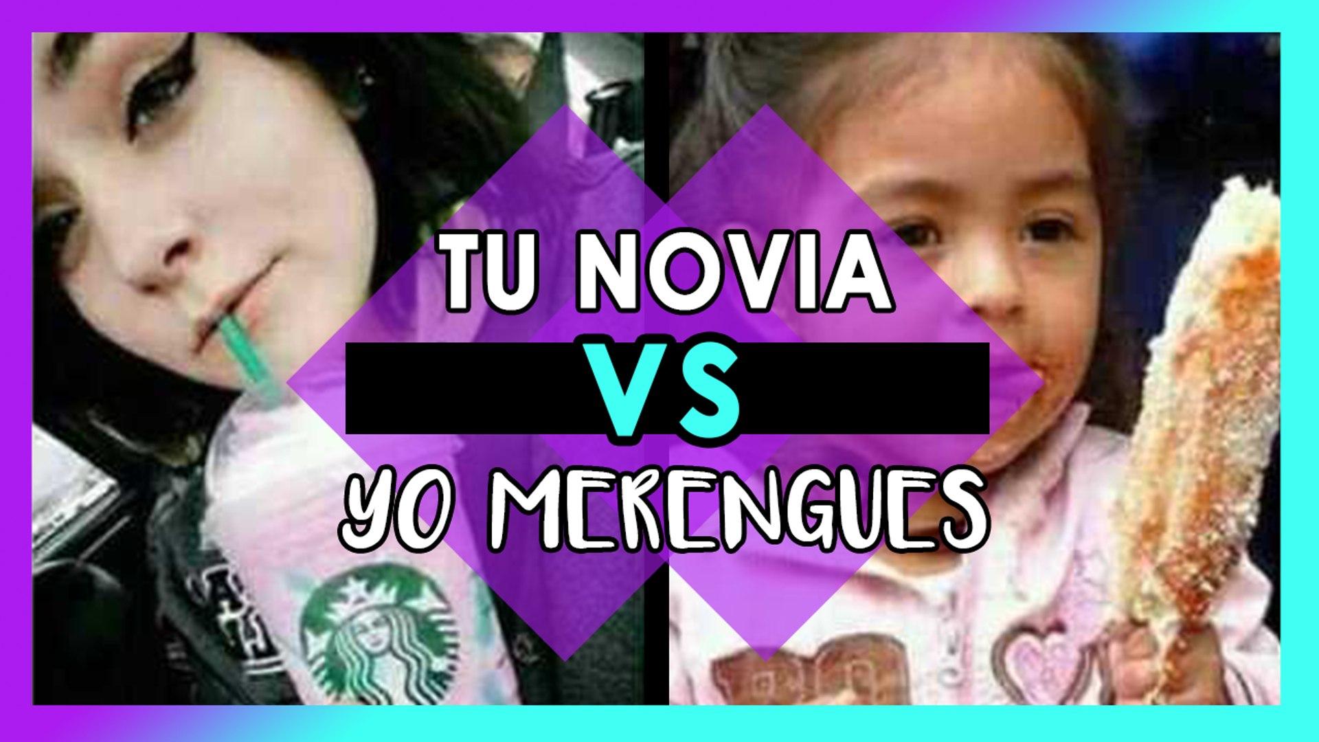 Tu novia LA FRESA vs. YO MERENGUES - Vídeo Dailymotion