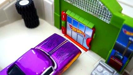 ТАЧКИ Молния Маквин меняет цвет Гонки Мультик про Машинки для Детей Disney Cars McQueen Иг