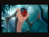 The Lion King Timone And Pumbaa Find Out Simba Has Gone Longer Version Lion King 3 Scenes