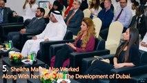 Dubai Princess Sheikha Mahra Top Interested F.