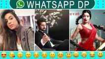 Cezzane Khan, Monalisa, Ravi Dubey, Nia Sharma | What's aap Display Pictures