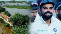 India vs Engalnd 3rd Test : Kohli Dedicates The Match To Kerala People