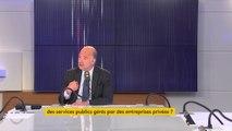 """Les élections européennes sont """"les plus importantes depuis que le Parlement est élu au suffrage universel"""" affirme Pierre Moscovici"""