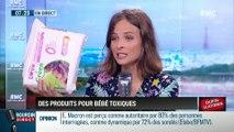 Dupin Quotidien : Certains produits pour bébé renferment des résidus toxiques - 23/08
