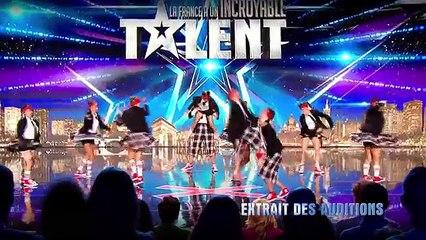 Semi Final SODA CREW Frances Got Talent new