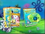 SpongeBob SquarePants VHS and DVD Coming Soon Trailer (Normal, Slow, Fast and Reverse)