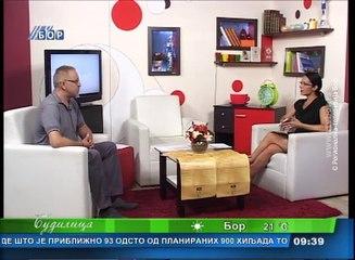 Budilica gostovanje (Vukosav Antonijević), 23.avgust 2018. (RTV Bor)