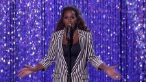 America's Got Talent 2018 - Glennis Grace- Incredible Singer Dazzles The Crowd With -Never Enough