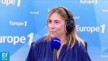 """""""Mon idole d'enfance absolue"""" : Estelle Denis raconte le jour où Yannick Noah lui a offert des raquettes"""