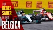 VÍDEO: Claves del GP Bélgica F1 2018