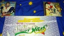 美少女戰士 Sailormoon SAILORSTARS 最後星光 香港 愛子動畫 宣傳 海報 セーラームーン セーラースターズ ポスター Sailormoon SAILORSTARS Poster VCD 錄影帶 C款  Eternal SailorMoon sailor star fighter  healer maker 달의요정세일러문