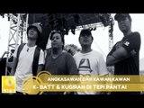K- Batt & Kugiran Di Tepi Pantai-  Angkasawan Dan Kawan Kawan (Official Audio)