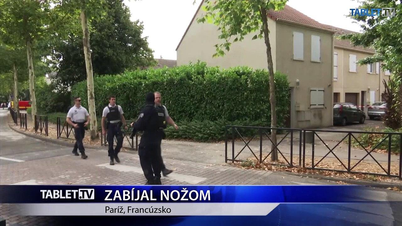 K útoku na predmestí Paríža sa prihlásil Islamský štát