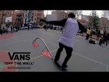 Maloof Money Cup Santa Giveaway NY | Skate | VANS