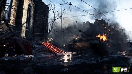 Trailer - Battlefield V - Démo Ray Tracing Nvidia RTX en 4K 60FPS