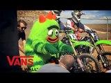 Brobee: Behind the Scenes | Yo Gabba Gabba! | VANS