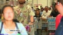 Hawaï : les habitants se préparent à l'arrivée de l'ouragan