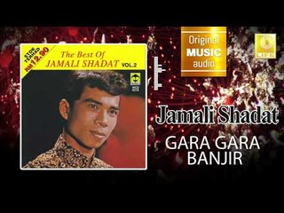 Jamali Shadat -  Gara Gara Banjir (Official Audio)
