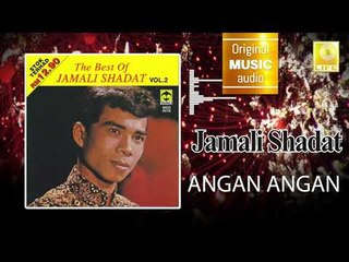 Jamali Shadat -  Angan Angan (Official Audio)