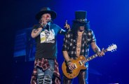 Axl Rose is writing new Guns N' Roses material