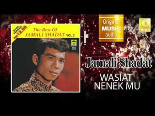 Jamali Shadat -  Wasiat Nenek Mu (Official Audio)