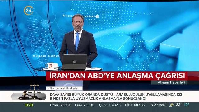 İran'dan ABD'ye anlaşma çağrısı