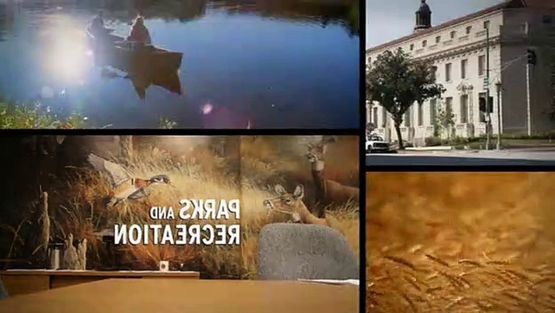 Parks and Recreation S02 E14 Leslie s House