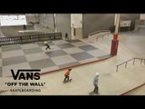 The Vans Skatepark in Orange, CA - New Streetcourse | Skate | VANS