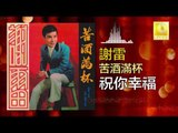謝雷 Xie Lei - 祝你幸福 Zhu Ni Xing Fu (Original Music Audio)