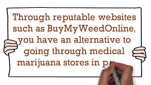 marijuana oil online